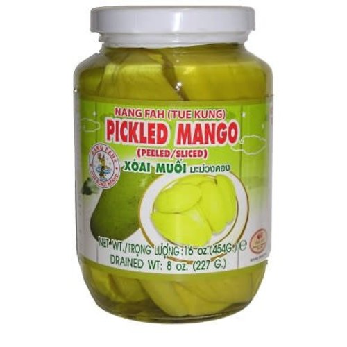 Nang Fah Pickled Mango 454g BBD 10/18