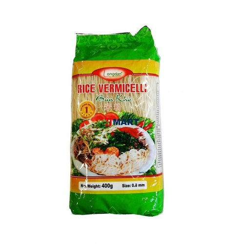 Longdan Rice Vermicelli 0.8mm 400g