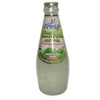 V Fresh Young Coconut Juice with Pulp 290ml