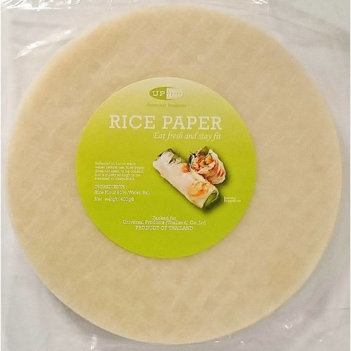 Up Rice Paper 22cm
