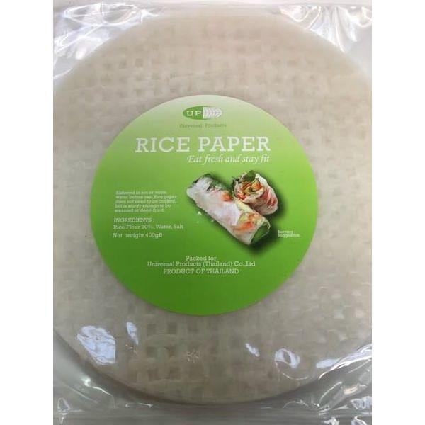 Up Rice Paper 16cm