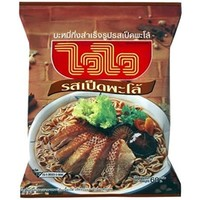 Wai Wai Instant Noodles - Palo Duck  60g Box of 30 Best before 01/19