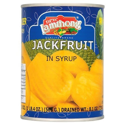 Lamthong Best Before Date 01/19 Jackfruit in Syrup 565g