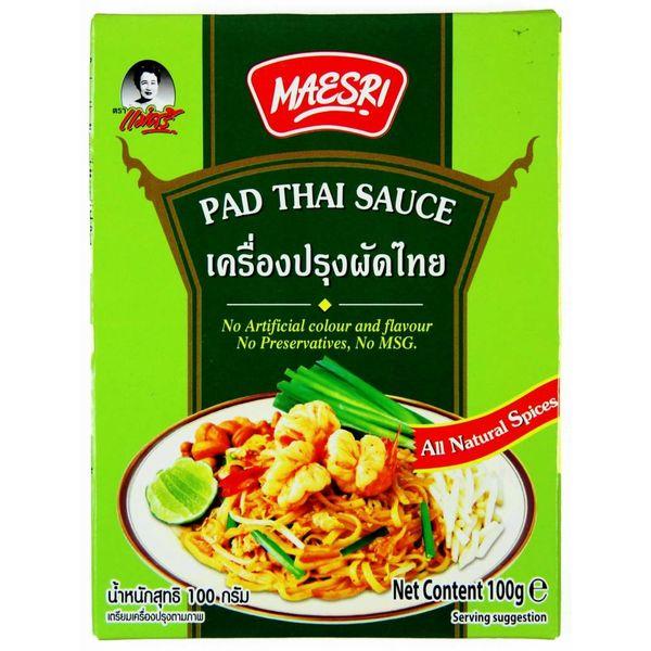 Maesri Pad Thai  Stir Fry Sauce 100g