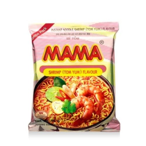 Mama Instant Noodles - Shrimp Tom Yum 90g