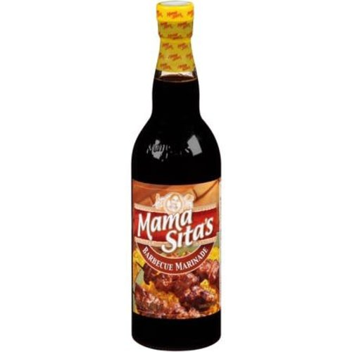 Mama Sitas Barbecue Marinade 680ml