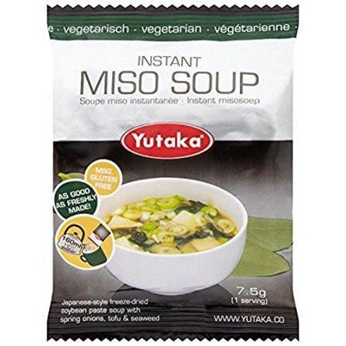 Yutaka Miso Soup - Vegetarian 7.5g