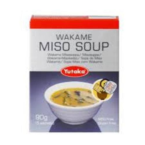 Yutaka Miso Soup - Wakame 90g