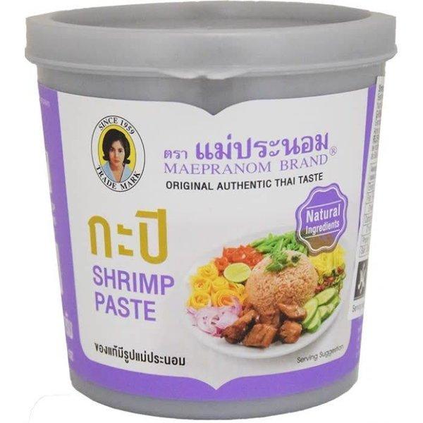 Mae Pranom Shrimp Paste (Kapi) 350g