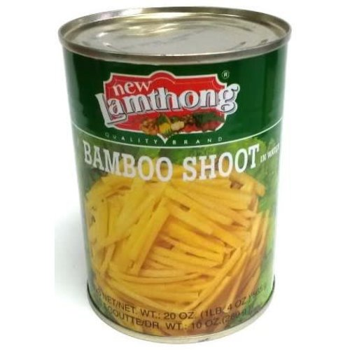 Lamthong Bamboo Shoot - Strips 565g