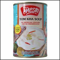 Maesri Soup - Tom Kha 400ml