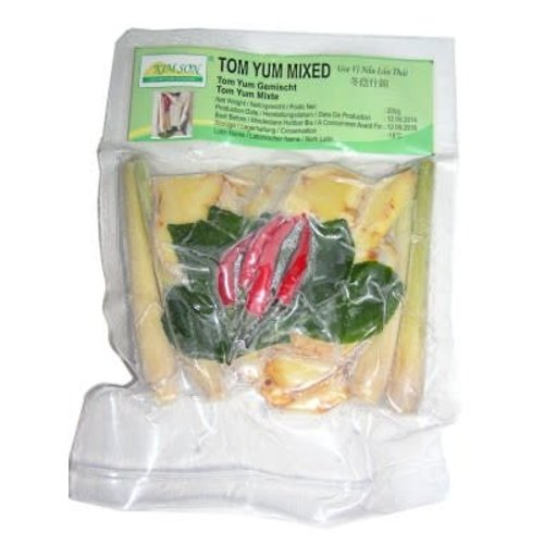 Kimsom Frozen Tom yum Mixed 200g