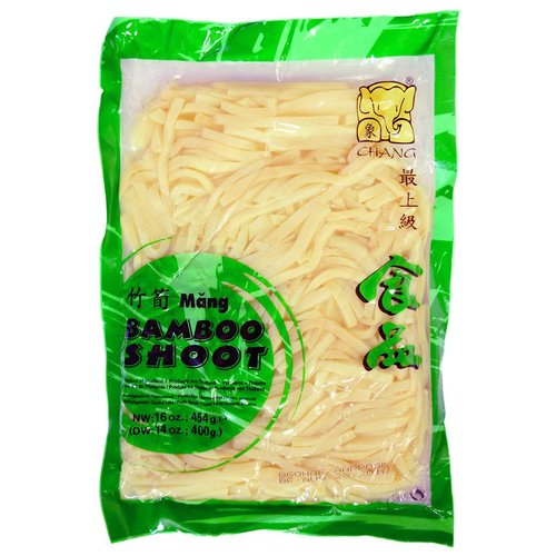 Chang Bamboo Shoot Vacuum Pack -Strip 454g