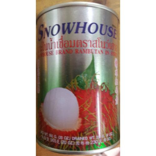 Snowhouse Rambutan in Syrup 565g