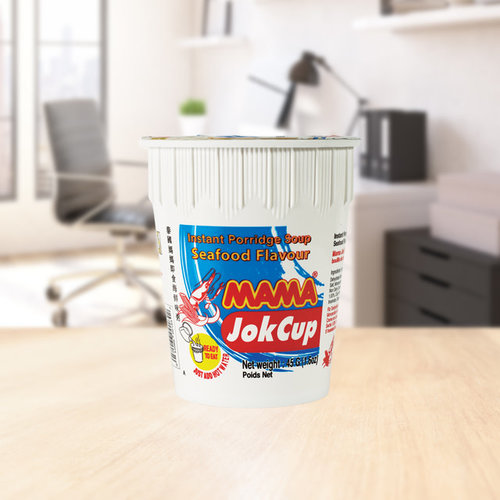 Mama Jok Cup - Rice Porridge Seafood 45g Best Before 01/19