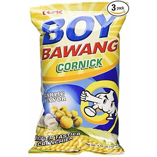 Boy Bawang Cornick-Garlic 100g