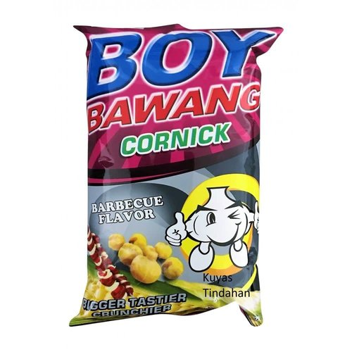 Boy Bawang Cornick-Barbecue 100g