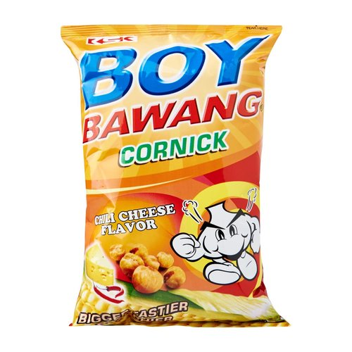 Boy Bawang Cornick-Chilli Cheese 100g