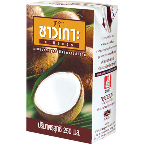 Chaokoh Coconut Milk 250ml UHT