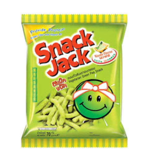 Snack Jack Green Pea Snack - Original 70g