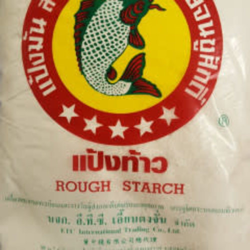 Fish Rough Starch Tapioca flour 500g Best Before 04/19