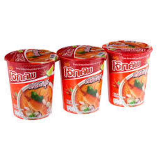 Mama Jok Cup - Rice Porridge Tom Yum 45g Best before 09/18