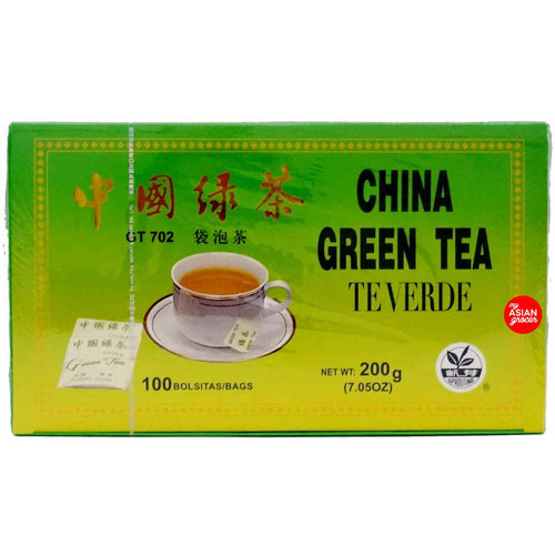 Butterfly China Green Tea -100 bags 200g Best Before 12/18