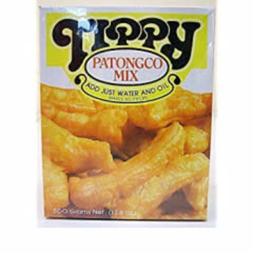 Tippy Patongco Mix for Bread 500g Best Before 03/19