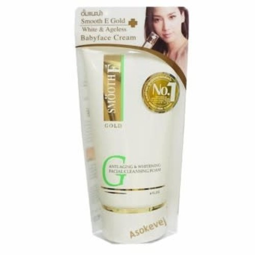 SmoothE' SmoothE'  Gold Facial Foam 45ml