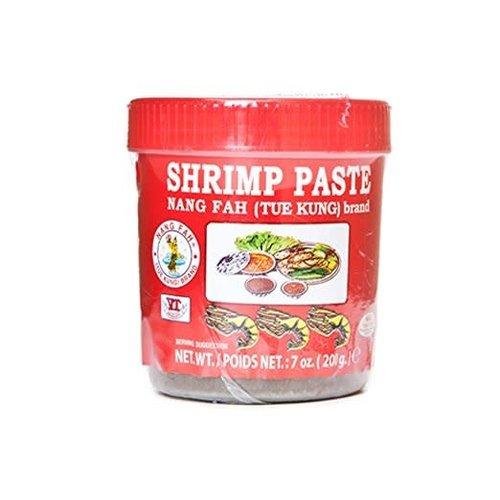 Nang Fah Shrimp Paste 200g Best Before 10.18
