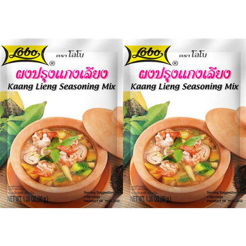 Lobo Kaeng Lieng Seasoning Mix 30g Best Before 01/19