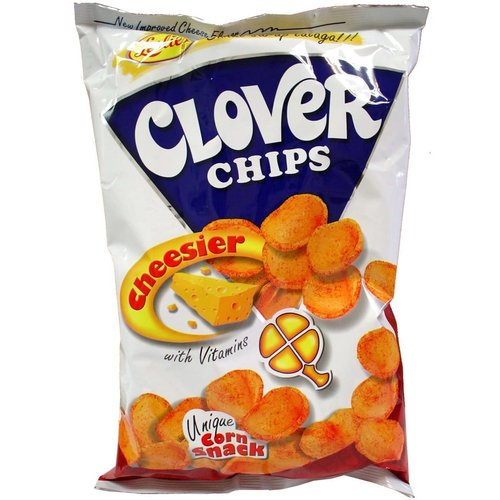 Leslie's Clover Chips- Cheese 85g