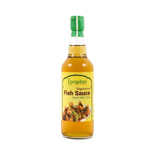 Longdan Vegetarian Fish Sauce 500ml