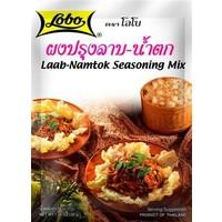 Lobo Laab Namtok Seasoning Mix 30g