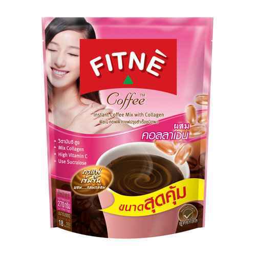 Fitne Coffee with Collagen 150g