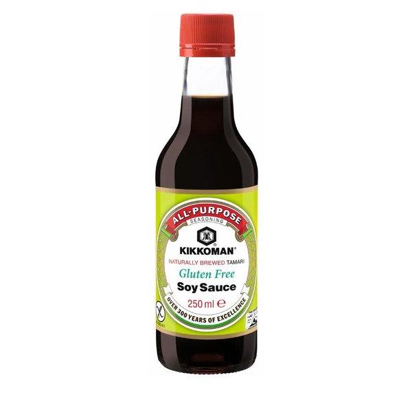 Kikkoman Soy Sauce 250ml Gluten Free