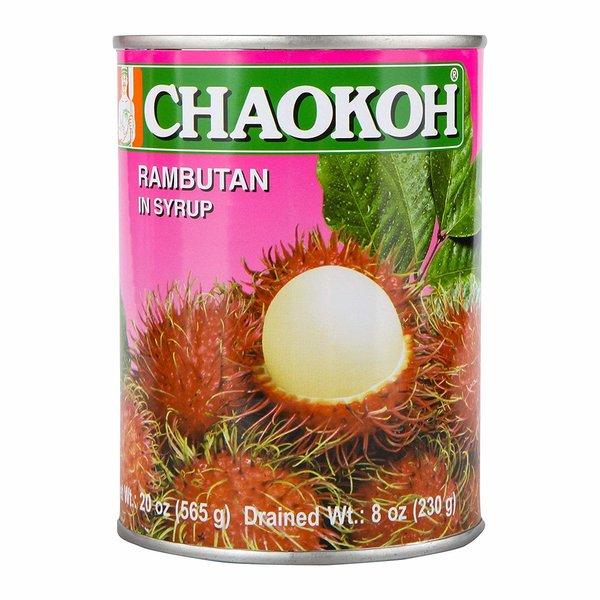 Chaokoh Rambutan in Syrup 565g