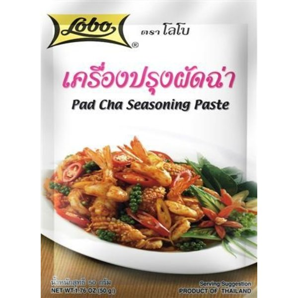 Lobo Pad Cha seasoning Paste 50g