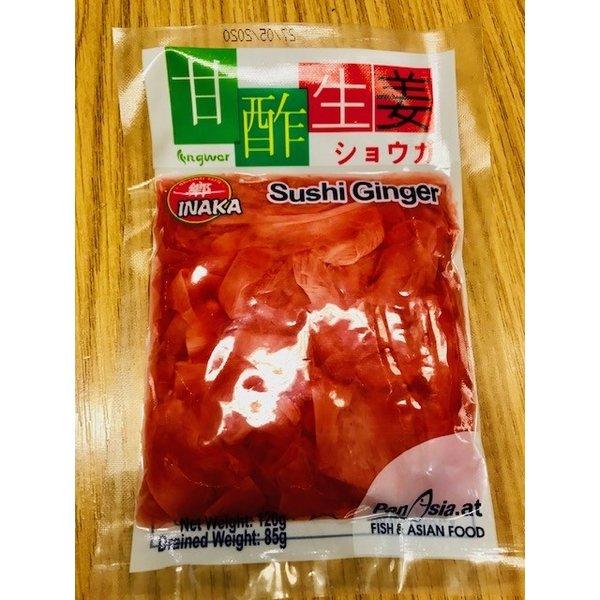 Inaka Sushi Ginger 90g