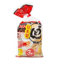 Itsuki Foods Yude Udon Noodles (3 pcs with Soup) 630g