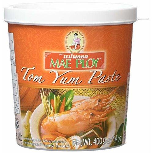 Mae Ploy Tom Yum Paste 1k  Best Before 01/19