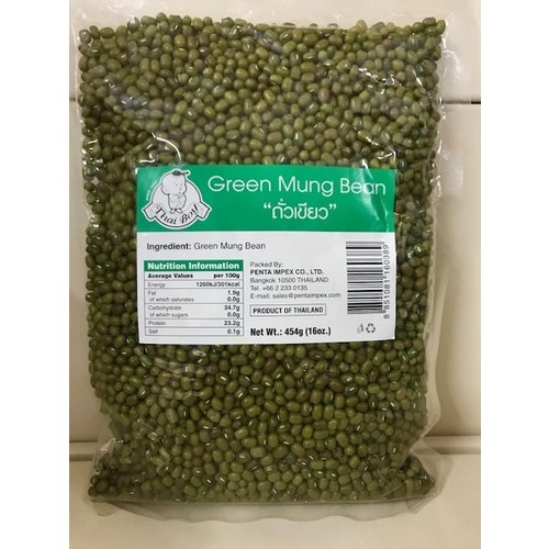 Thai Boy Green Mung Bean 454g