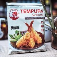 Cock Brand Tempura Batter Mix 150g Best Before 03/19