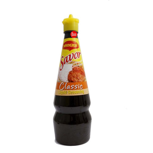 Maggi Classic Liquid Seasoning 250ml Best before 02/19
