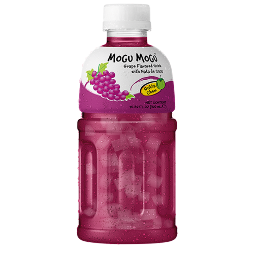 Mogu Mogu Grape 320ml (BRAND NEW FLAVOUR)
