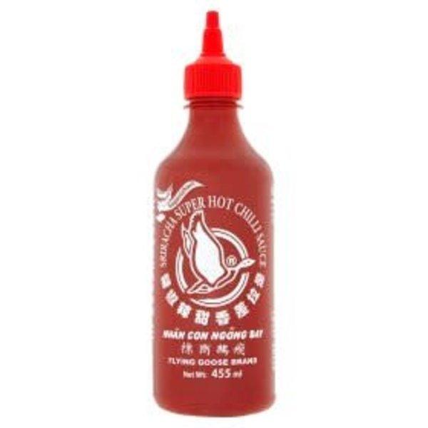 Flying Goose Sriracha Chilli Sauce - Super Hot 525g