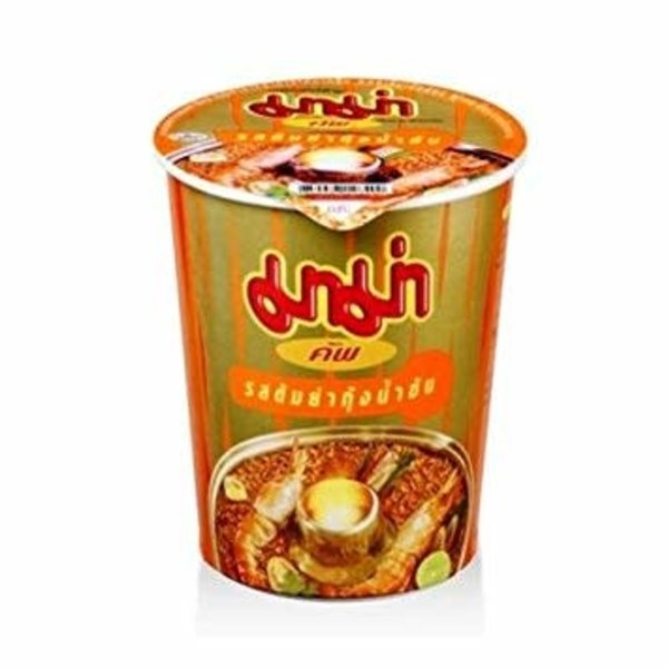 Mama Noodle Cup Creamy Shrimp Tom Yum 70g