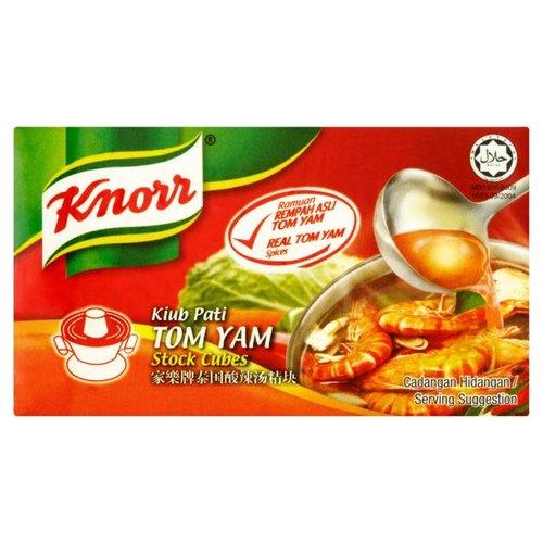 Knorr Knorr Shrimp Tom-Yum Stock Cube Best Before 20/08/18