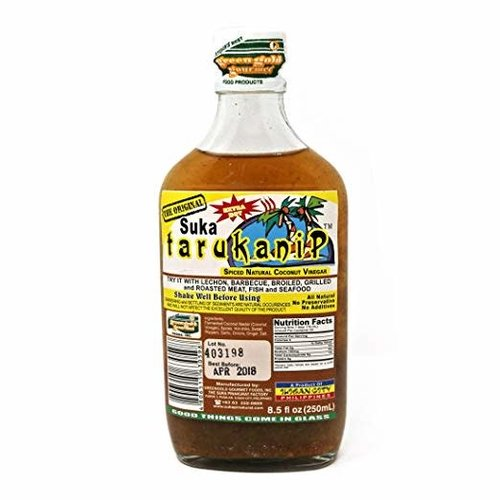 SUKA Pinakurat Spiced Natural Coconut Vinegar 250ml