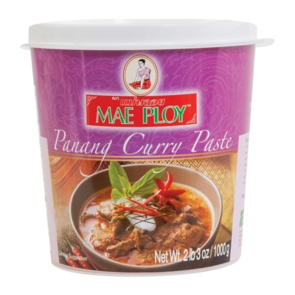 Mae Ploy Panang Curry Paste 1kg Best Before 07/19